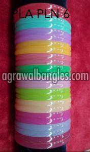 Plain Plastic Bangles