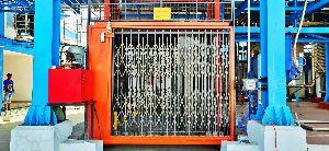 Hydraulic Cage Lift