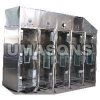 Stainless Steel Pass Box