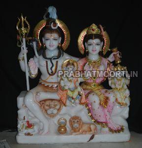 Gouri Shankar Statues