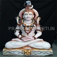 Shiv Shankar Statue 02