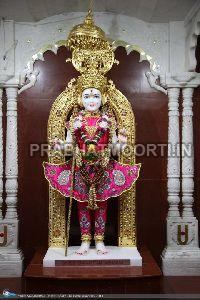 Swaminarayan  Statues