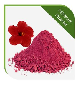 Hibiscus Powder : Hair treatment powder