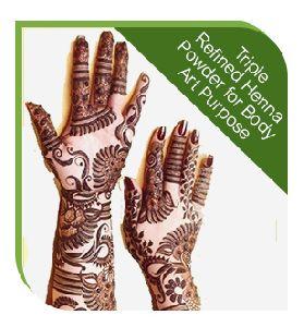 Shagun Gold Natural Henna