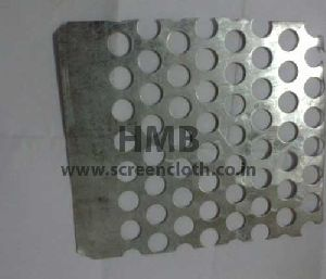 Crusher Perforated Sheets