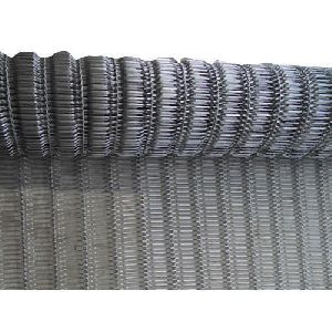 Honeycomb Flat Wire Conveyor Belt