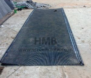 Hot Mix Plant Wire Mesh
