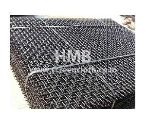 Spring Steel Wire Mesh With Edge Preparation