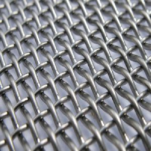 Spring Steel Wire Mesh Without Edge Preparation