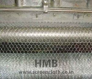 Stainless Steel Hexagonal Wire Netting