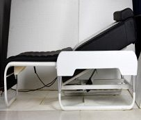 Half Body Tourmaline Massage Bed