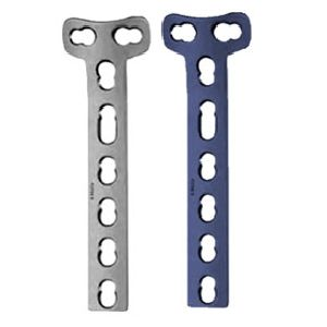 Locking T Plate 4.5mm 5.0mm