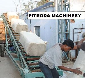 Cotton Bales Loading Conveyor System