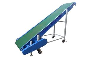 Portable PVC Belt Conveyor