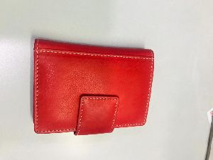Article No 11030 Ladies Designer Leather Wallet