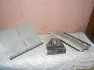 S.S. Z Belt Scraper Blade