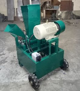 Agriculture and Garden Waste Shredder Machine