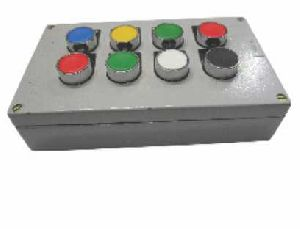 Enclosed Push Button Stations