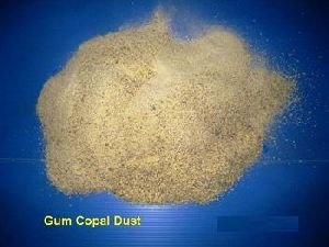 Gum Copal Dust