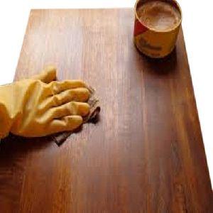 Wood Polishing Wax