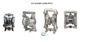 316 Stainless Steel Air Operated Diaphragm Pumps