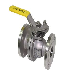 Screwed End 2 Piece Ball Valve