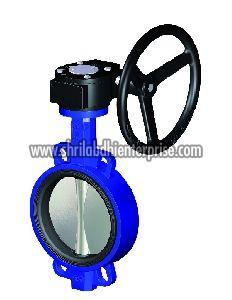 Heavy Duty Gear operated Butterfly Valves