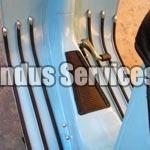 LML Vespa Floor Rail Kit