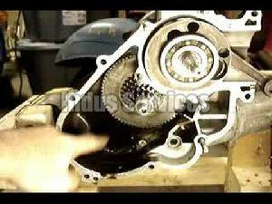 LML Vespa Suspension Assembly