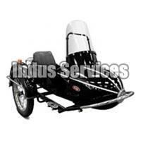 Rocket Shaped Cozy Sidecar