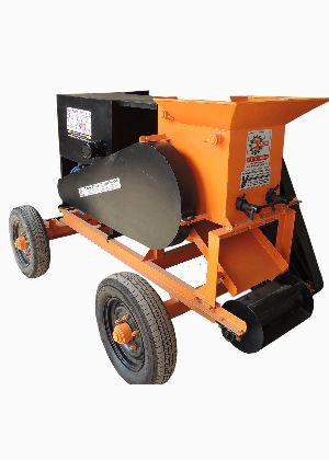 Brick Crushing Machine 02