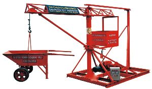 M-1345 DLX Building Material Lift
