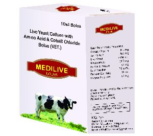 Medilive Bolus Feed Supplement