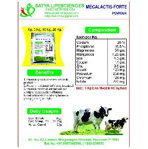 Megalactis Forte Powder