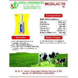 Megalactis Gel