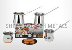 Stainless Steel Coffee Warmer
