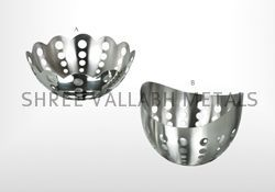 Stainless Steel Metal Basket