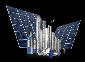 1Hp Solar Water Pumping System