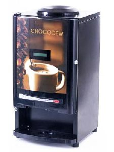 4 Lane Tea Vending Machine