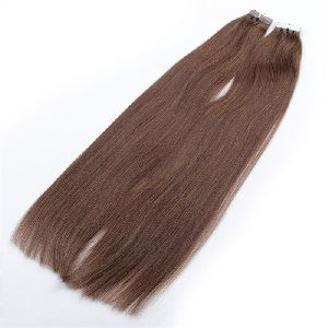 Single Drawn Tape Hair Extensions