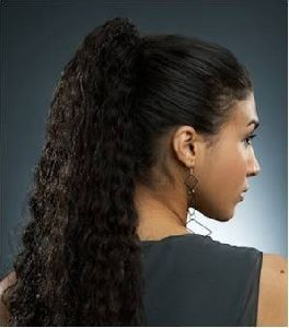 Wavy Ponytail Hair Extensions
