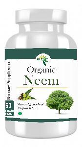 Organic Neem Caspsules
