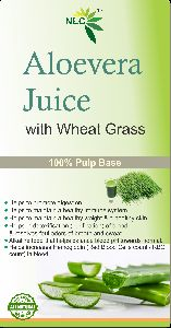 Aloe Vera Juice with Wheatgrass