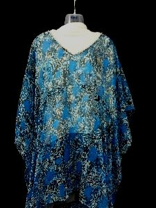 Ladies Beaded Poncho