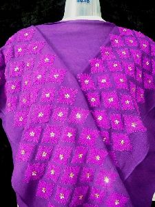 Woolen Embroidered Stole