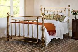 brass beds