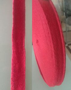 Red Cotton Tape
