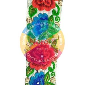 Dupatta Embroidered Lace