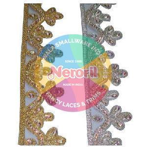 Saree Fancy Beaded Lace