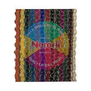Multicolor Crochet Lace